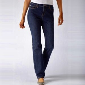 Levi's 512 Perfectly Slimming Skinny Jeans